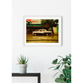 Komar Wandbild Cuba Car 40 x 30 cm