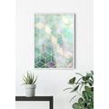 Komar Wandbild Mosaik Verde 30 x 40 cm
