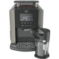 Krups Kaffeevollautomat EA819E Arabica Latte Quattro Force (platin-schwarz)