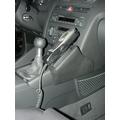 Kuda Lederkonsole für Audi A3 ab 05/03 Echtleder schwarz