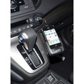 Kuda Lederkonsole für Honda CR-V ab 11/2012 Mobilia / Kunstleder schwarz