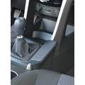 Kuda Lederkonsole für Hyundai i30 ab 03/2012 Mobilia/ Kunstleder schwarz
