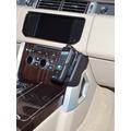 Kuda Lederkonsole für Land Rover Range Rover ab 09/2012 Echtleder schwarz