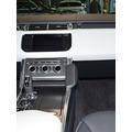 Kuda Lederkonsole für Land Rover Range Rover Sport ab 09/2013 Echtleder schwarz