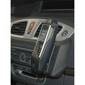 Kuda Lederkonsole für Renault Scenic 05/2009 Mobilia / Kunstleder schwarz