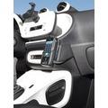 Kuda Lederkonsole für Smart ForTwo / ForFour ab 2014 (W453) Kunstleder schwarz