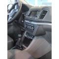 Kuda Lederkonsole für VW Sharan & Seat Alhambra ab 09/2010 Echtleder Schwarz