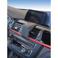 Kuda Navigationskonsole für BMW 3er ab 02/2012 (F30 F31 F34) & 4er Navi Echtleder schwarz 292580