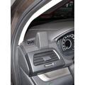 Kuda Navigationskonsole für Navi Honda CR-V ab 11/2012 Mobilia / Kunstleder schwarz