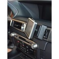 Kuda Navigationskonsole für Navi Lexus GS ab 2012 Mobilia / Kunstleder schwarz