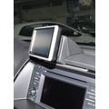 Kuda Navigationskonsole für Navi Mazda 6 ab 2013 Kunstleder schwarz