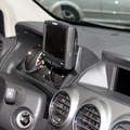 Kuda Navigationskonsole für Opel Antara ab 09/2009 Kunstleder