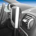 Kuda Navigationskonsole für Porsche Cayenne ab 12/02 Kunstleder