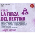 La Forza del Destino - Sony Opera House, CD