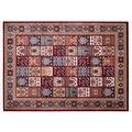 Kayoom Teppich Scotland - Aberdeen Rot 160 x 230 cm
