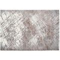 Lalee Teppich Sicilia - Licata Beige / Silber 120 x 170 cm