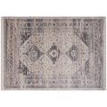 Lalee Teppich Tibet - Haixi Silber 120 x 170 cm