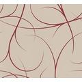 Lars Contzen Vliestapete Artist Edition No. 1 Tapete Elegance in Greenhouse beige rot 10,05 m x 0,53 m