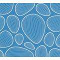 Lars Contzen Vliestapete Artist Edition No. 1 Tapete Vilde Strand blau beige 10,05 m x 0,53 m