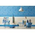 Lars Contzen Vliestapete Artist Edition No. 1 Tapete Vilde Strand blau beige