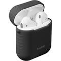 LAUT POD charcoal - für Apple AirPods
