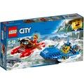 LEGO® City 60176 Flucht durch die Stromschnellen