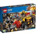 LEGO® City 60186 Schweres Bohrgerät für den Bergbau