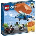 LEGO® City 60208 Polizei Flucht mit dem Fallschirm
