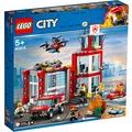 LEGO® City 60215 Feuerwehr-Station