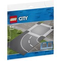 LEGO® City 60237 Kurve und Kreuzung