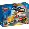 LEGO® City 60248 Einsatz mit dem Feuerwehrhubschrauber