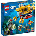 LEGO® City Oceans 60264 Meeresforschungs-U-Boot