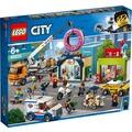 LEGO® City Town 60233 Große Donut-Shop-Eröffnung