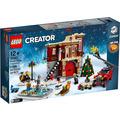 LEGO® Creator Expert 10263 Winterliche Feuerwache