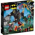 LEGO® DC Comics Super Heroes 76117 Batman™ Mech vs. Poison Ivy™ Mech