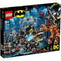 LEGO® DC Comics Super Heroes 76122 Clayface™ Invasion in die Bathöhle