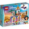 LEGO® Disney Princess™ 41161 Aladdins und Jasmins Palastabenteuer