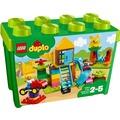 LEGO® DUPLO® 10864 Steinebox mit großem Spielplatz