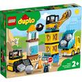 LEGO® DUPLO® Town 10932 Baustelle mit Abrissbirne