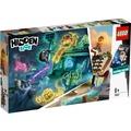 LEGO® Hidden Side™ 70422 Angriff auf die Garnelenhütte