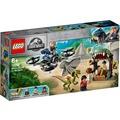 LEGO® Jurassic World™ 75934 Dilophosaurus auf der Flucht