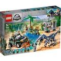 LEGO® Jurassic World™ 75935 Baryonyx' Kräftemessen: die Schatzsuche