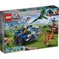 LEGO® Jurassic World™ 75940 Ausbruch von Gallimimus und Pteranodon