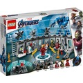 LEGO® Marvel Avengers Movie 4 76125 Iron Mans Werkstatt