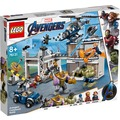LEGO® Marvel Avengers Movie 4 76131 Avengers-Hauptquartier