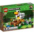 LEGO® Minecraft™ 21140 Hühnerstall