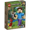 LEGO® Minecraft™ 21148 Minecraft™-BigFig Steve mit Papagei