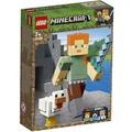 LEGO® Minecraft™ 21149 Minecraft™-BigFig Alex mit Huhn