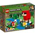 LEGO® Minecraft™ 21153 Die Schaffarm