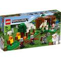 LEGO® Minecraft™ 21159 Der Plünderer-Außenposten